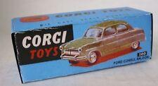 Repro Box Corgi Nr.200 Ford Consul Saloon