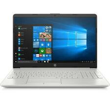 HP Notebook 15s-DU0097TU Touch Screen Laptop - Silver