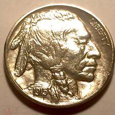 1915-S Buffalo Nickel  * Gem BU * Great Strike