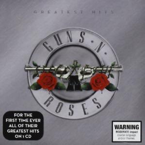 GUNS N ROSES-Guns N' Roses - Greatest Hits CD NEW