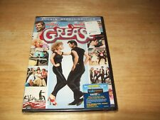 Grease (DVD, 2013) Brand New, Sealed