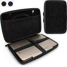 """Black EVA Travel Hard Case Cover Bag for Various Asus Transformer 10.1"""" Tablets"""