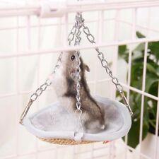 Hamsterbett Hängende Hängematte Zubehör für Haustierkäfige Meerschweinchenhaus