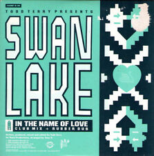 Swan Lake ‎– In The Name Of Love / The Dream 4 Track CD TODD TERRY CHAMPION