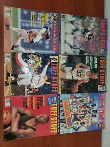 Lot Tuff Stuff Nations Favorite Sports Trading Card Magazine 1991-1992 Babe Ruth