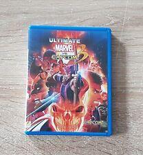 Ultimate Marvel vs. Capcom 3 (Sony PlayStation Vita, 2012)