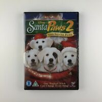 Santa Paws 2: The Santa Pups (DVD, 2012) *New & Sealed*