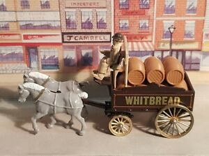 Lledo Days Gone  BREWERS DRAY - WHITBREAD 31000  Die Cast Model