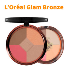 L'Oreal Glam Bronze La Terra Healthy Glow Bronzer NEW 02 Medium