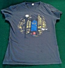 Womens RIPT tee Shirt Nightmare Before Christmas + Dr Who Mash up Size XL (2020)