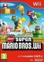 Super Mario Bros. - Original Nintendo Wii game
