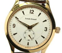 Louis Erard Small seconds Ivory Dial Hand Winding Men's Watch_561136