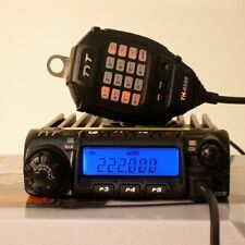 TYT TH9000D Mobile Radio Reliable VHF 136-174MHz 60W Truck Car 200CH 8 Scrambler