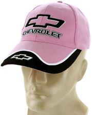 2bd27179c90a1 Chevrolet Bowtie Pink Baseball Cap Trucker Hat Snapback Camaro SS Impala