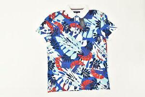 NEW Tommy Hilfiger Men's Adult Size L Polo  Blue