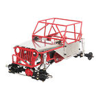 RC Car Frame Durable Chassis Frame RC Car Body Shell for 1/16 RC Crawler Spare