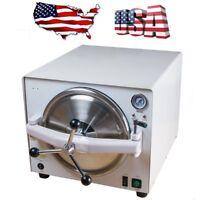 LK-D15 18L Dental Medical Autoclave Steam Sterilizer Sterilization Equipment