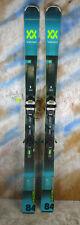 2020 Volkl Deacon Lowride 84 172cm w/ Marker Lowride XL Binding
