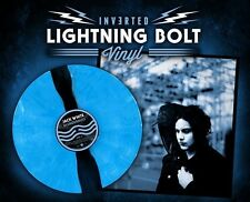 "JACK WHITE ""Blunderbuss"" 13 Track  Inverted Bolt Lightning colored VINYL  RAR"