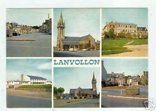 LANVOLLON (22) CITROEN HY ,AMI 8 , PEUGEOT 404 Break aux Commerces