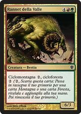4x Rannet della Valle - Valley Rannet MTG MAGIC C13 Commander 2013 Ita