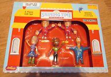 Shining Time Station JUKE BOX PUPPET BAND Bend-Ems Figure BENDABLE SET RARE 1993