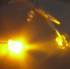 5,3mm Water Clear YELLOW Flash Blink 3V-12V Led,WYF3