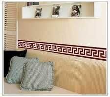 Brown Border Wall Stickers,Wall Decals A_9010