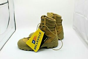 New Hot Weather Combat Hiker Vibram Sole Boots, Made in the USA Size 6.5R