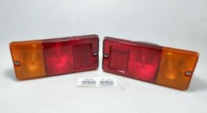 Pair DAIHATSU HIJET MINI TRUCK S80 S81 S83 TAIL LIGHT LAMP SET LH/RH