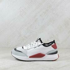Infant Puma RS 0 Smart White/Grey/Red Trainers (TGF54) RRP £44.99