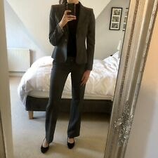 TED BAKER Dark Grey Womens Suit Size 10