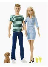 Barbie & Ken with Puppy | Mattel FTB72 | Barbie Doll