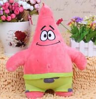 "SpongeBob Squarepants Patrick Star Plush Stuffed Animal Toy 8"" US Seller"