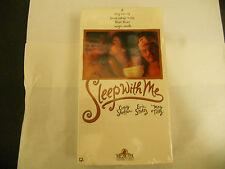 Sleep With Me VHS Video Tape Movie Craig Sheffer Meg Tilly Eric Stoltz NEW