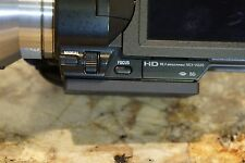 Sony NEX VG10/VG20/VG30 and VG/900 base plate repair