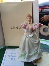 Lenox Classic Gala - Ivory Debutante Ball - Nib and Coa