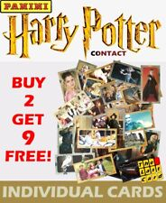 PANINI HARRY POTTER CONTACT TRADING CARDS - INDIVIDUAL CARDS