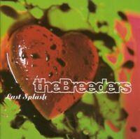 THE BREEDERS Last Splash (1993) 15-track CD album NEW/SEALED