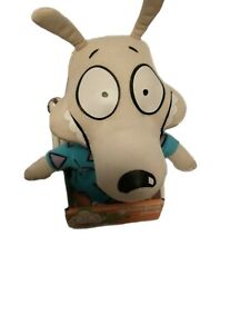 "Nickelodeon Rocko's Modern Life Plush Toy 6"""