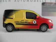 "Busch 50605 Mercedes-Benz Citan Kasten (2012) ""Lueg.TruckWorks"" 1:87/H0 NEU/OVP"