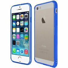 Étuis, housses et coques Bumper bleu transparent pour téléphone mobile et assistant personnel (PDA)