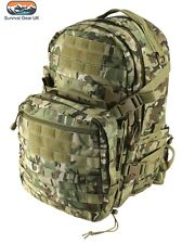 BTP Recon Extra Assault Pack 50 Ltr BACK PACK KIT Tactique Sac airsoft cadet