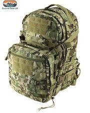 BTP Recon Extra Assault Pack 50 Ltr Back Pack Tactical Kit Bag Airsoft Cadet