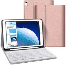 iPad Keyboard Case for iPad 10.5, iPad Air 3 10.5 2019 3rd Gen iPad Pro 10.5