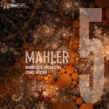 MAHLER: SYMPHONY NO.5 SACD. Osmo Vanska-Minnesota Orchestra. Brand New ~ Sealed!