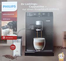 Philips HD8829/01 3000 Serie Kaffeevollautomat, Cappuccino auf Knopfdruck *NEU*