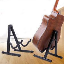 Universal Gitarrenständer E-gitarrenständer Akustik Bassständer Faltbar Stativ