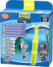 Tetra GC 50 Komfort Bodenreiniger Mulmglocke für Aquarien bis 400 Liter