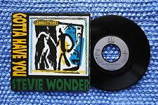 STEVIE WONDER / SP MOTOWN ZB 44269 / 1991 ( F-D )